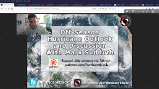 March 19 Off-Season Hurricane Outlook and Discussion