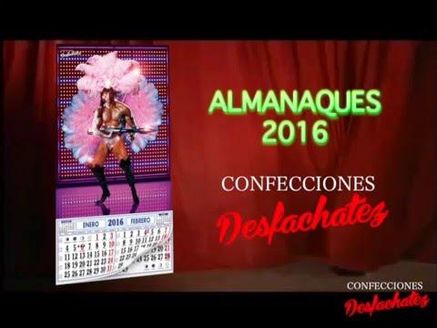 Almanaque 2016 revista youtube for Almanaque bristol 2016