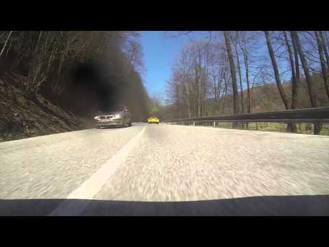 Ferrari 458 Speciale and Nissan GTR35 SHERRIF sun drive