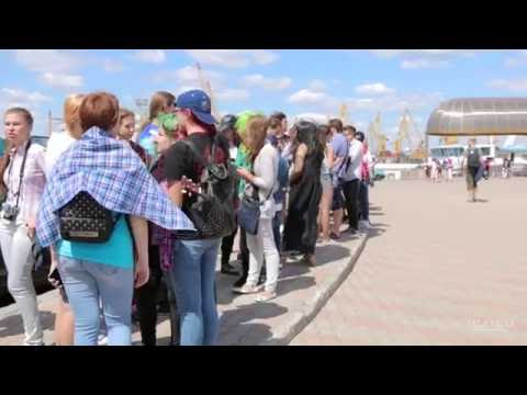 Fan Expo Odessa 2016 - Видеоотчет 1 и 2 день