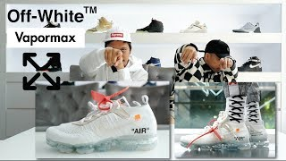 Episode 24 : Unboxing Nike Air Vapormax Off-White White 2018