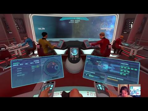 Agamemnon's Live Game Review - 23 February 2018 Star Trek Bridge Crew