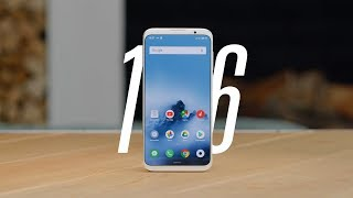 Overview. Meizu 16th — the best thing they've ever done