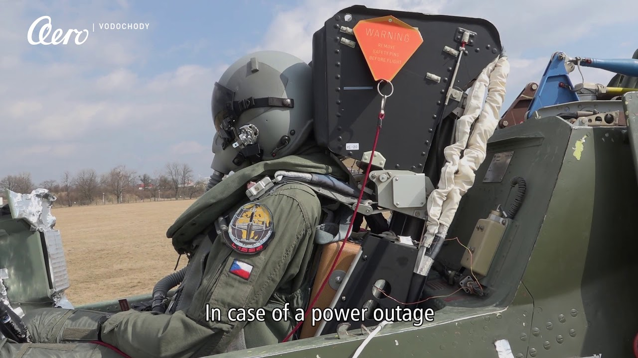 Calculate the G's of Using an Ejection Seat to Blast Out of
