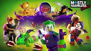 Let's Play: Lego DC Super Villains - New Kid On The Block: Free-Play/Replay (PC)
