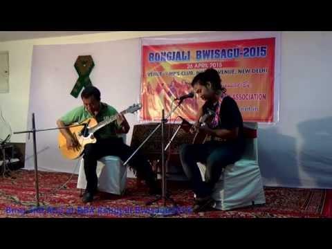 DBA Rongjali Bwisagu 2015