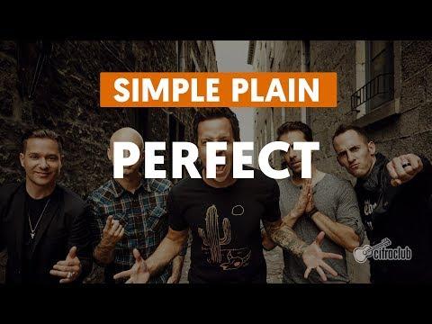 Perfect - Simple Plan (aula de violão simplificada)
