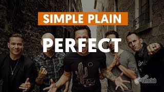 Perfect - Simple Plan (aula de violão simplificada)
