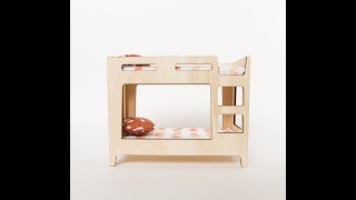 The Tiny Timber Co: Bunk Bed Assembly