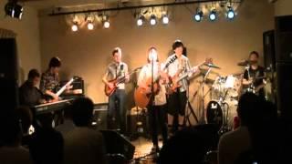 矢井田瞳コピーバンド The Black Muddy Riverです。Music Lovers Festa2...