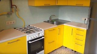 Установка фасадов для кухни(, 2016-11-14T05:09:20.000Z)