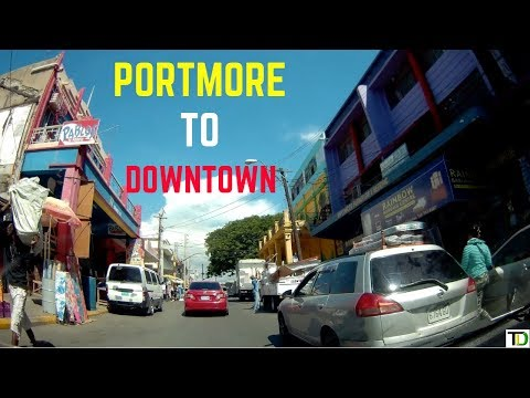 Portmore to Downtown Kingston | Teach Dem