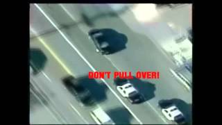 Funny Benny Hill Police Car Chase!