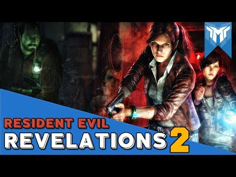 I LOVE MOIRA!! (Resident Evil: Revelations 2 Episode 1-4 Gameplay)