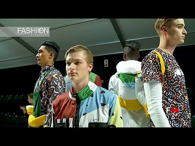 NO SHADE Spring Summer 2017 SAFW - Fashion Channel