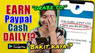 EARN PAYPAL CASH DAILY!? FOR REAL BA? | Daily Spend Time Honest Review