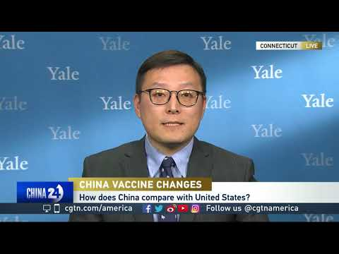 Xi Chen discusses new Chinese vaccine regulations