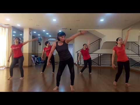 HAVANA ( Camila Cabello ft Young Thug ) DANCE for FITNESS and FUN CHOREO by  Sri Andayani