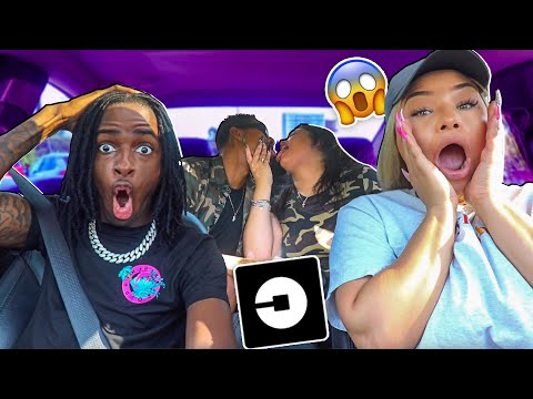 Being UBER Drivers FOR 24 HOURS!!!😱 **bad Idea**