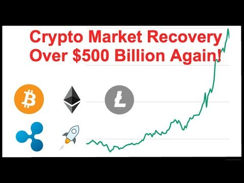 Crypto Market Over $500 Billion Again! - White House Official Says No Regulation Anytime Soon