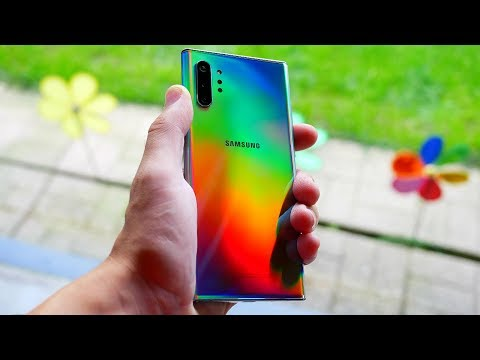 Samsung Note 10 Plus - FULL USER REVIEW!