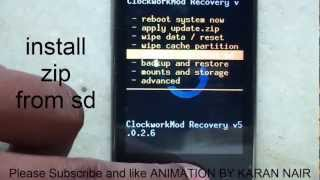 Samsung galaxy y upgrade to android 4.0.6 [HD] 100% Working