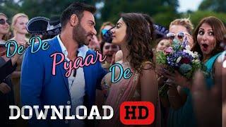 De de pyaar de movie download Hd 💯🔥 || step by step || PKP FAM