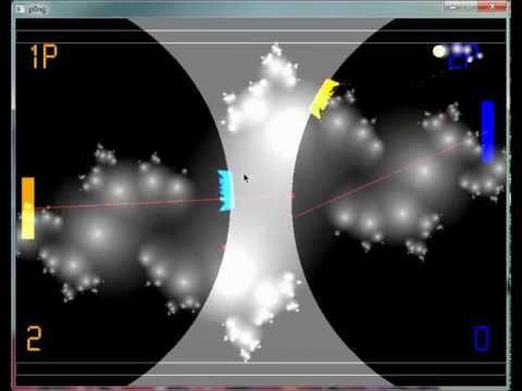 p0ng: A mash-up of Portal and Pong