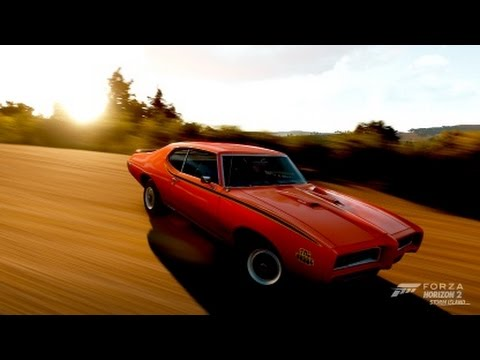Extreme Offroad Silly Builds - 1969 Pontiac GTO Judge (Forza Horizon 2)