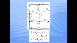 Урок 4. Расчет цепей постоянного тока. Законы Кирхгофа