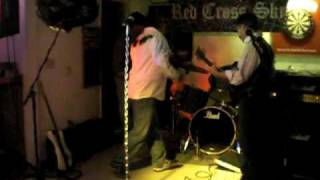 "Red Cross Sky - ""Earthrise"" live at Buxton Tavern, Maine - 5/23/9"
