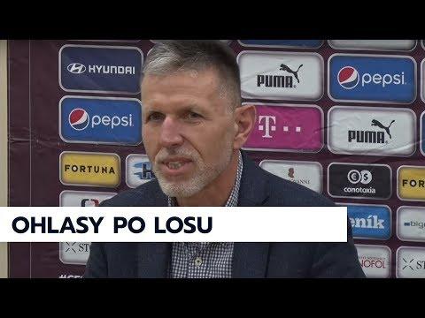 Trenér Šilhavý a předseda FAČR o losu kvalifikace ME