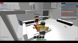 My first SURGERY! ON ROBLOX!