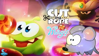 Cut The Rope: Magic - Magic Forest Walkthrough All Levels