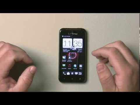 Droid Incredible 4G LTE - Benchmarks and Specs
