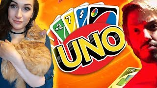 UNO: Embarrassing Stories Edition