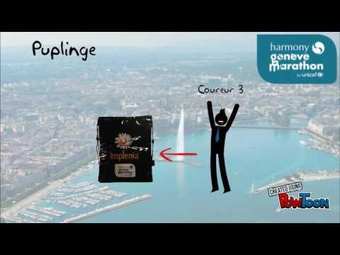 Harmony Genève Marathon for Unicef - Guide Relais