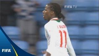 Senegal roar into Olympics