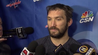 Ovechkin: Crosby's best player in league, hope he returns this series