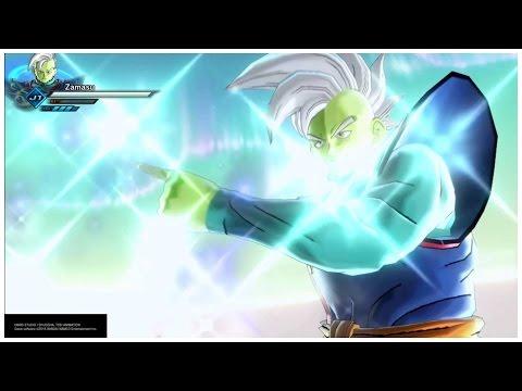 Dragon Ball Xenoverse 2 - Criando um: ZAMASU