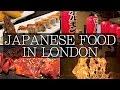 Must Visit Japanese Restaurants in London | Sushi, BBQ, Teppanyaki