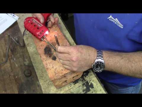 PART 1  - Building a Miniature Steam Engine