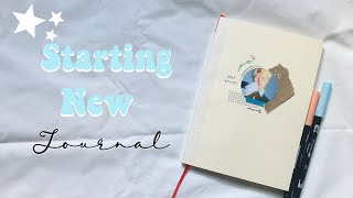 Starting New kpop Journal ✧・゚: *✧・゚:*