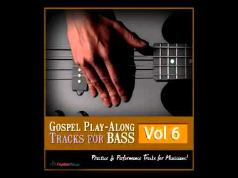 Leaning on the Everlasting Arms (G-Ab) Bass Play-Along Track.mp4