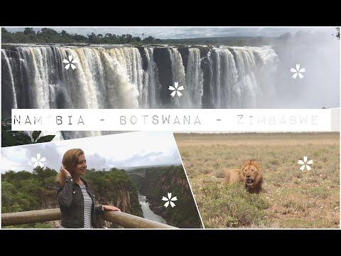 Namibia, Botswana & Zimbabwe  2016/2017
