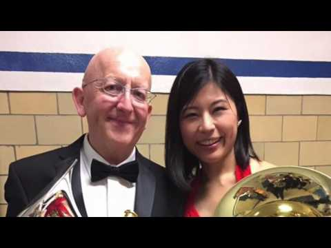 Love's Joy - Steven and Misa Mead (Euphoniums) with Benjamin Powell (Piano)