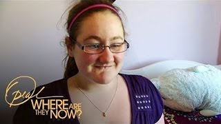 Update: The Little Girl Who Couldn't Feel Pain | Where Are They Now | Oprah Winfrey Network thumbnail