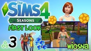 """First Look: THE SIMS 4: Cztery Pory Roku [3/x] - """"Miód, kwiaty i Dzień Miłości"""""""