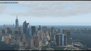 New York here we come   Flight Factor A320 BSS Soundpack   Charlotte - La Guardia   Vatsim