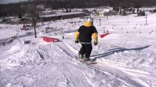 spencer likes turtles and extra footy snowboarding 2012